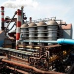 Severstal coal plant (Russia)