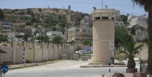 tower in hebron - PY photo